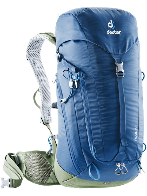 Deuter Trail 22 Backpack steel/khaki